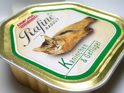 ラフィーネ・ラグー・うさぎと鳥肉