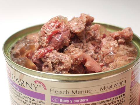 カーニーアダルト・牛肉と子羊肉