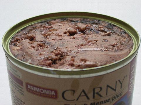 カーニーCARNYアダルト・牛肉と心臓