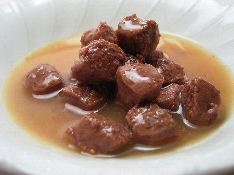 ブロッコニス牛肉と鳥肉