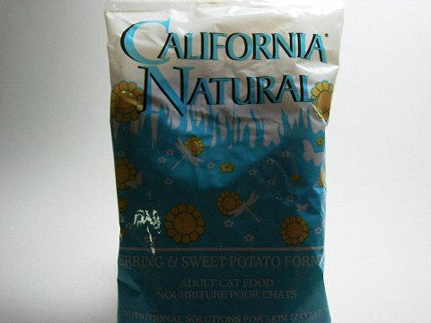 カリフォルニアナチュラル フィッシュ&ポテト