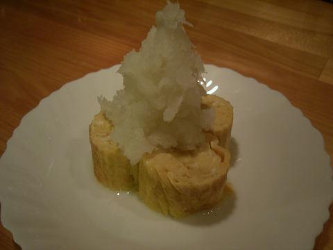 ペプチド卵焼き